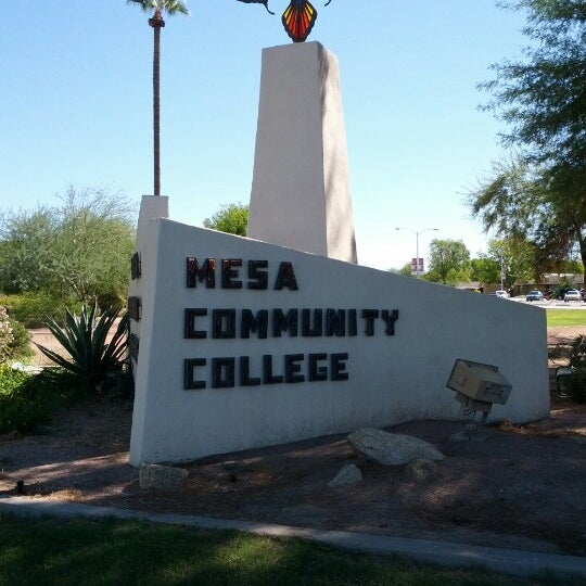 Mesa Community College Dobson Campus Map.Mesa Community College 60 Tips