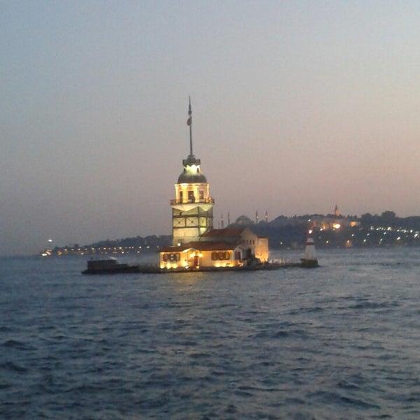 7/7/2013にSeda B.がKız Kulesiで撮った写真