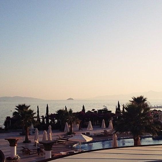 Das Foto wurde bei Sianji Wellbeing Resort von Pınar A. am 7/6/2013 aufgenommen