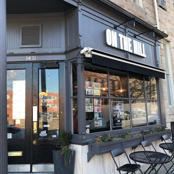 Foto diambil di On the Hill Cafe oleh Mark B. pada 2/20/2017