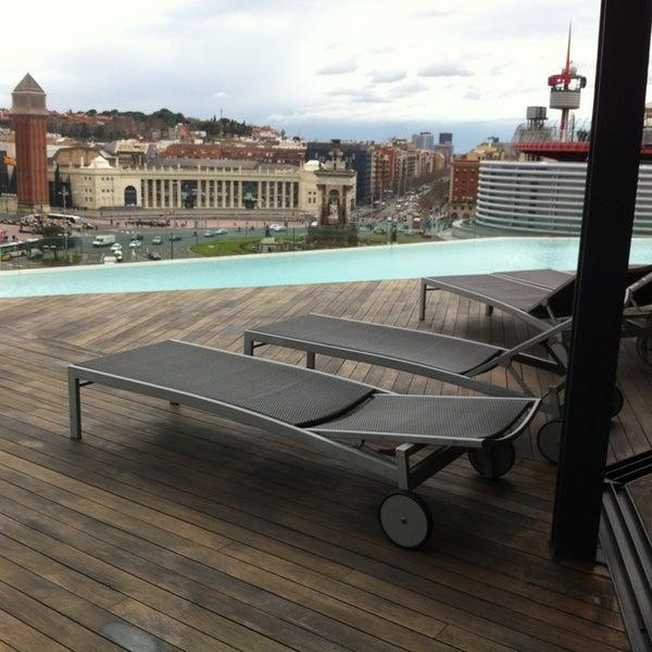 3/1/2013에 Scott B.님이 Piscina B-Hotel에서 찍은 사진