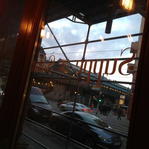 4/1/2013에 Julian K.님이 Suppe & Salat에서 찍은 사진