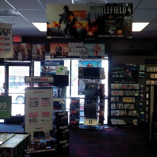 Gamestop Video Game Store