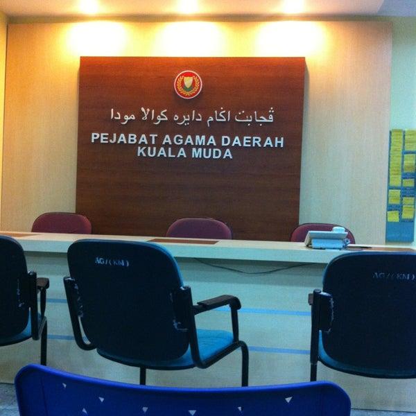 Pejabat Agama Sg Petani Sungai Petani Kedah