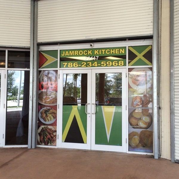Jamrock Kitchen 22117 S Dixie Hwy
