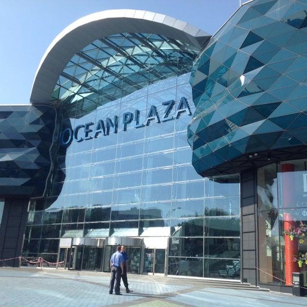 รูปภาพถ่ายที่ Ocean Plaza โดย Rajesh G. เมื่อ 6/22/2013