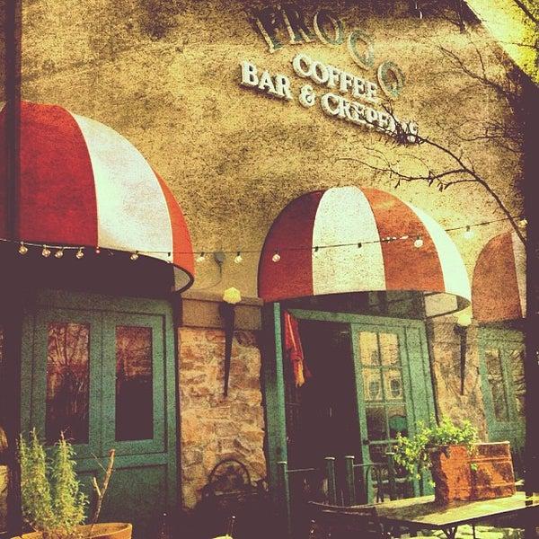 2/10/2013にShane W.がFrogg Coffee Bar and Creperieで撮った写真