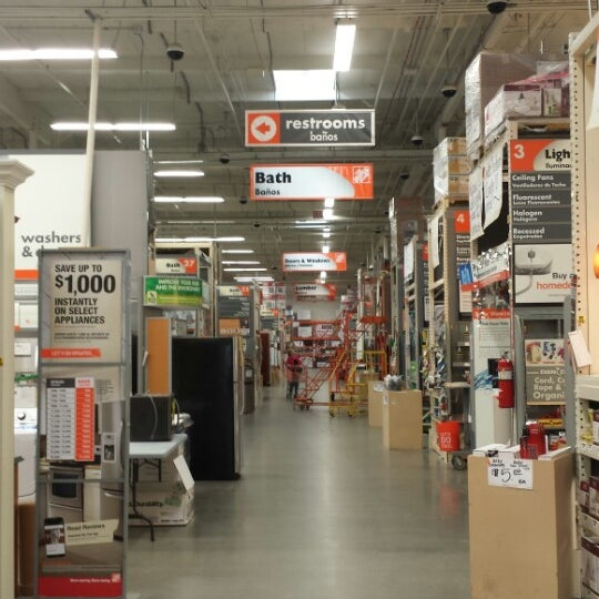 Photos At The Home Depot Now Closed Bakersfield Ca