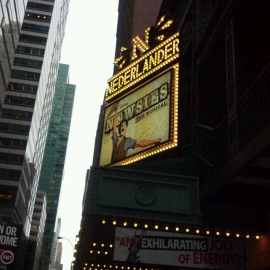 6/11/2012にMiguel G.がNederlander Theatreで撮った写真