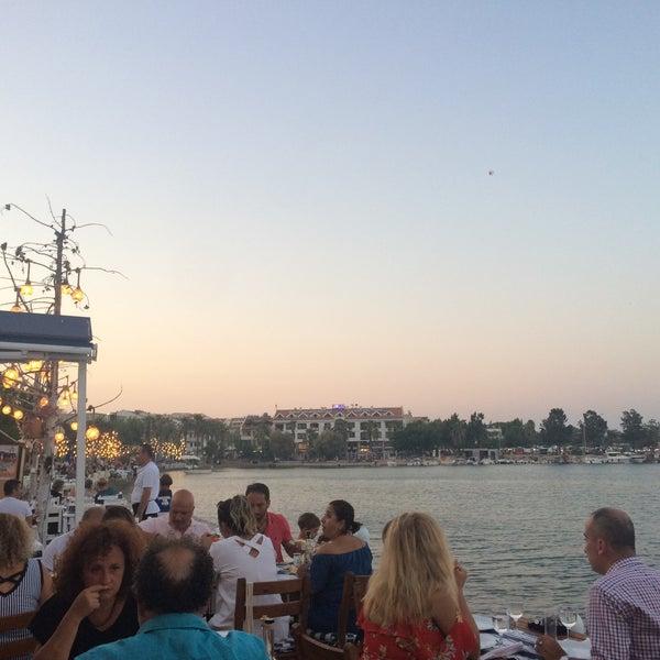 8/7/2018 tarihinde Betül G.ziyaretçi tarafından Kekik Restaurant'de çekilen fotoğraf