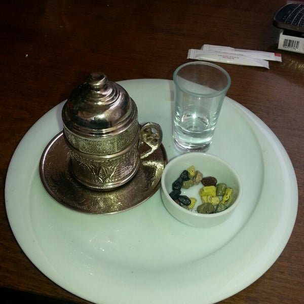 Photo prise au Cafe Marpuç par Yasmel A. le1/15/2014