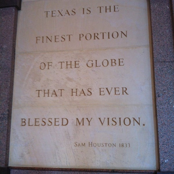 7/10/2013 tarihinde Whitney Q.ziyaretçi tarafından Bullock Texas State History Museum'de çekilen fotoğraf