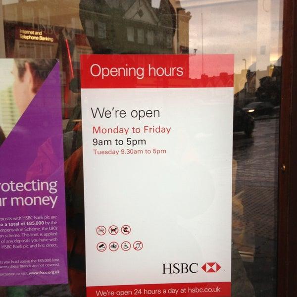 Hsbc Banking Uk
