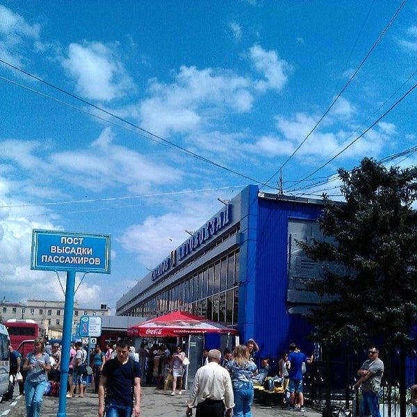 автовокзал саратова фото с описанием