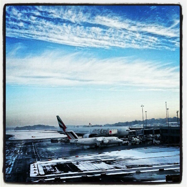 1/16/2013にJames W.がNewcastle International Airportで撮った写真