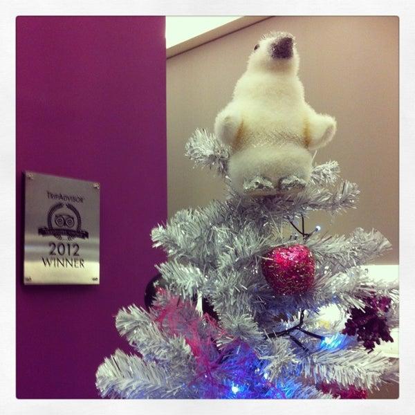 12/20/2012에 M.Alba C.님이 Hotel Curious에서 찍은 사진