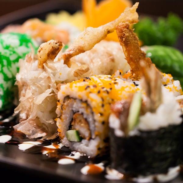 9/16/2014 tarihinde Banyi Japanese Diningziyaretçi tarafından Banyi Japanese Dining'de çekilen fotoğraf