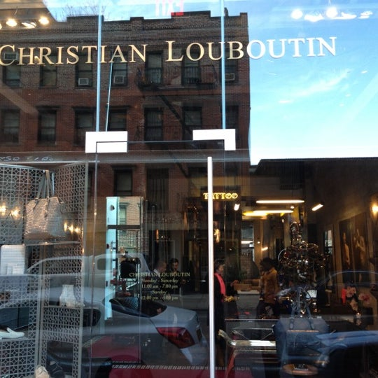 Christian Louboutin Men's Boutique