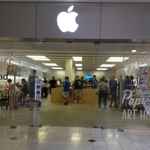 4d780e800fd8e Photo taken at Apple Brea Mall by Bette C. on 8 29 2013