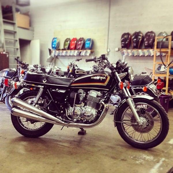 Photos at Vintage Honda CB - 2 tips from 8 visitors