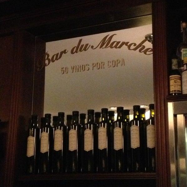 Foto diambil di Bar du Marché oleh Marcela P. pada 8/18/2013