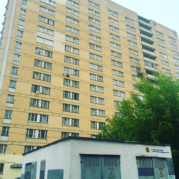 Общежитие в институте менделеева москва фото
