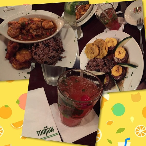 Photo prise au Mojitos Cuban Restaurant par Maria S. le2/22/2015