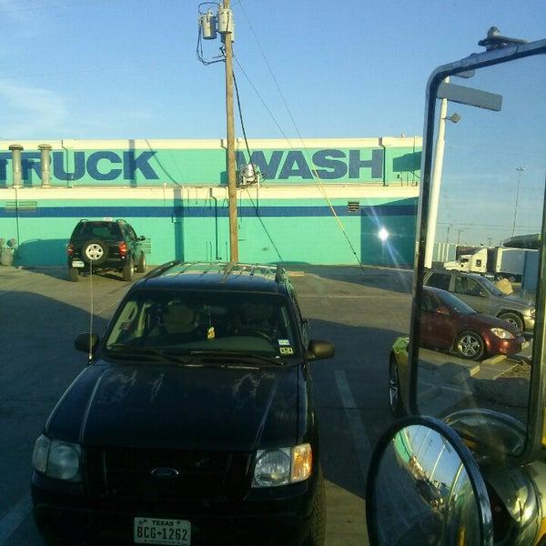 Blue Beacon Truck Wash
