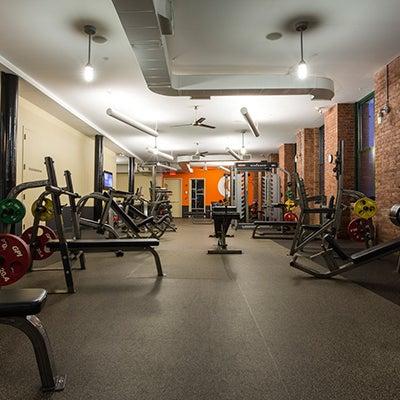 11/26/2013 tarihinde Chalk Gymsziyaretçi tarafından Chalk Gyms'de çekilen fotoğraf