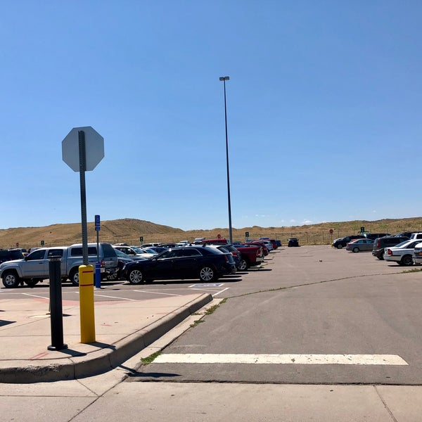 Pikes Peak Parking >> Photos At Pikes Peak Shuttle Parking Denver International Airport