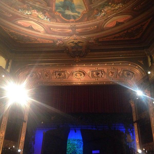 Das Foto wurde bei Teatro Colón von Narda G. am 6/15/2016 aufgenommen