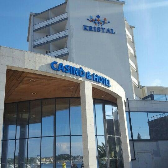 Casino kristal umago croazia