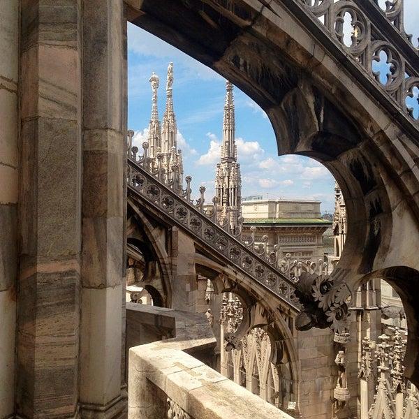 Photo prise au Dôme de Milan par Kate W. le10/6/2013