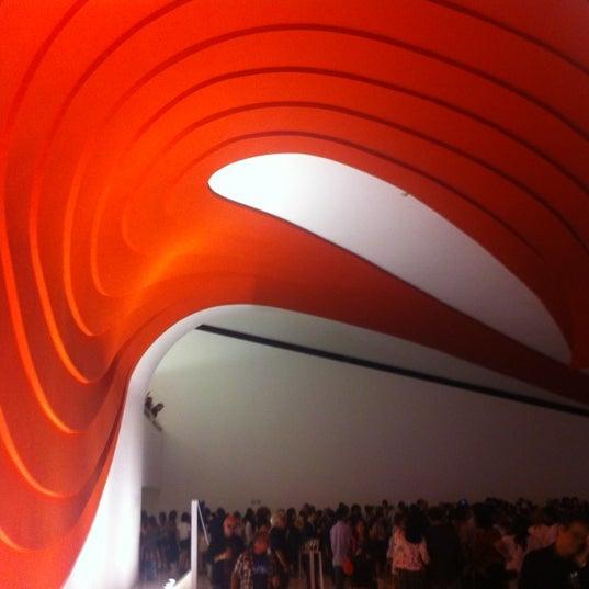10/30/2012에 Jair O.님이 Auditório Ibirapuera Oscar Niemeyer에서 찍은 사진