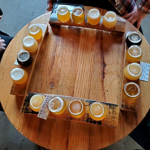 Foto diambil di Night Shift Brewing, Inc. oleh Lauren M. pada 2/2/2020