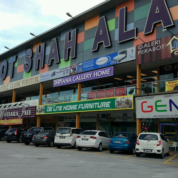 Plaza Perabot Shah Alam Furniture Home Store