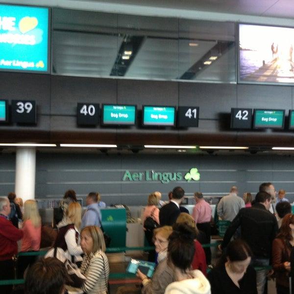 Foto tirada no(a) Aeroporto de Dublin (DUB) por Iuma E. em 7/2/2013