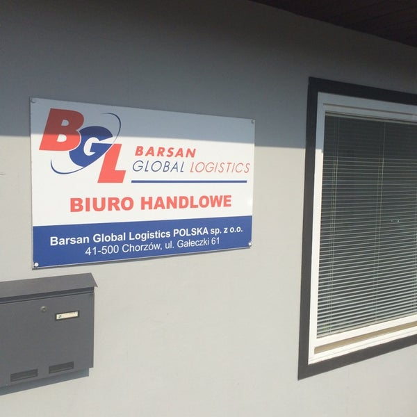 Barsan global logistik