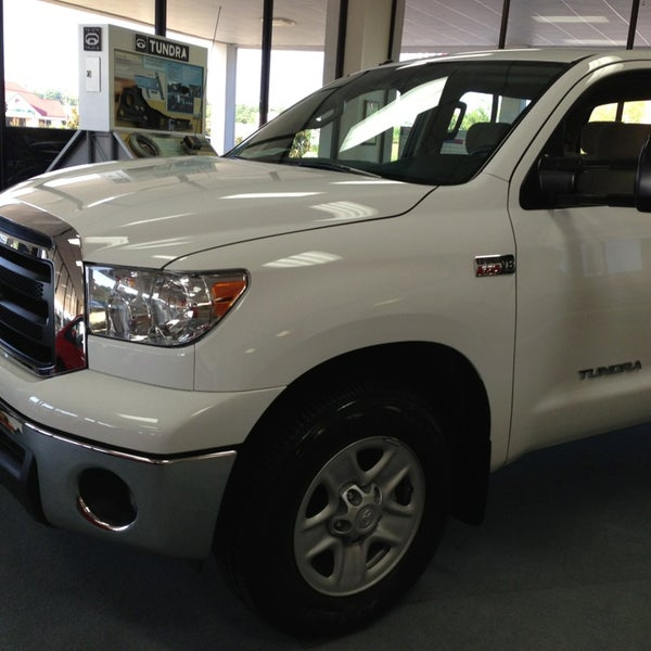 Photo Taken At Teague Toyota By Kevin K On 8 22 2017