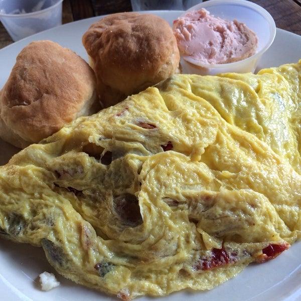 10/5/2013 tarihinde Robin R.ziyaretçi tarafından Good Enough to Eat'de çekilen fotoğraf