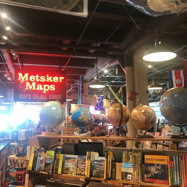 Photo prise au Metsker Maps par Talia K. le8/19/2017
