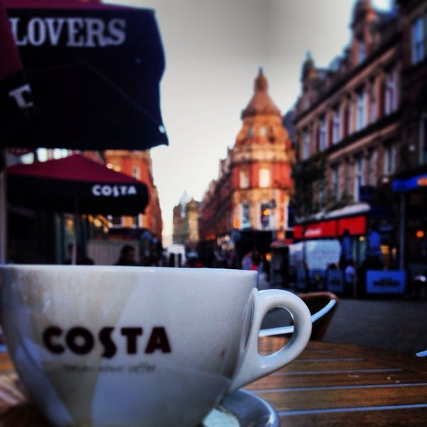 Costa City Visitors Coffee Centre From 396 Leeds 9 Tips 6gYf7by