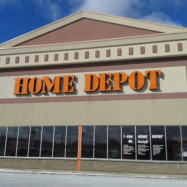 Photos At The Home Depot 3330 E Grand River Ave