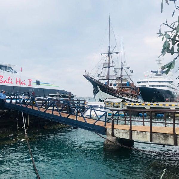 5/15/2018에 Hitch Y.님이 Bali Hai Cruises에서 찍은 사진