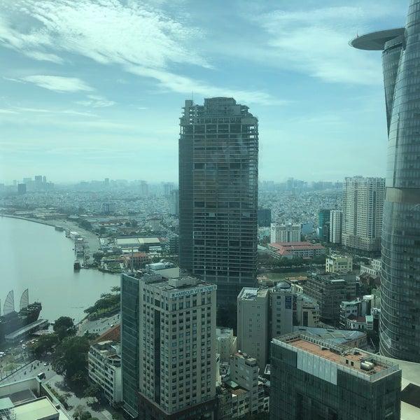12/16/2018 tarihinde Shahrzad E.ziyaretçi tarafından The Reverie Saigon'de çekilen fotoğraf