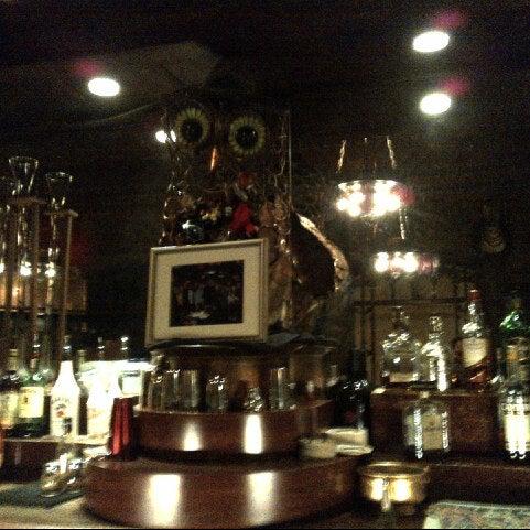 Снимок сделан в The Owl Bar пользователем Chris B. 9/23/2012