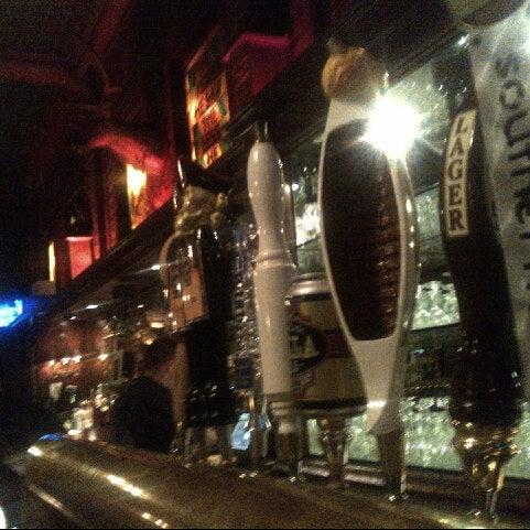 Снимок сделан в The Owl Bar пользователем Chris B. 9/15/2012