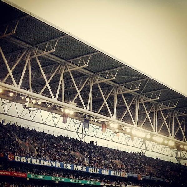 Foto diambil di RCDE Stadium oleh Alex pada 5/28/2013