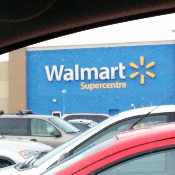 Walmart Supercentre - Big Box Store