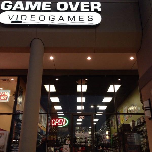 1/30/2014 tarihinde Mario B.ziyaretçi tarafından Game Over Videogames'de çekilen fotoğraf